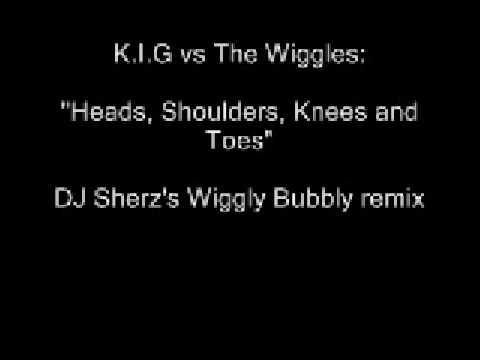 Heads, Shoulders Knees & Toes KIG vs The Wiggles