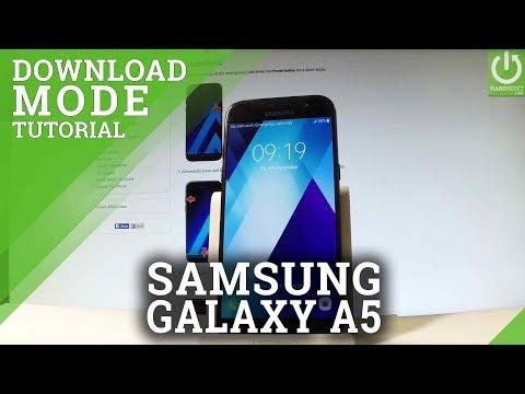 Download Mode SAMSUNG A520F Galaxy A5 (2017) - HardReset info