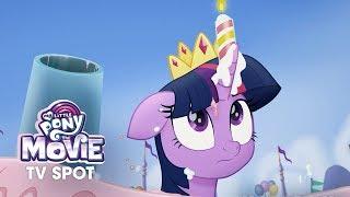 My Little Pony: The Movie (2017) Official TV Spot – 'So Sweet' - Emily Blunt, Sia, Zoe Saldana