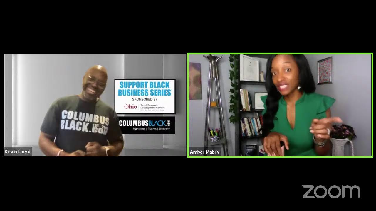 ColumbusBlack.com Interview #TBT Support Black Business Series