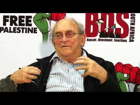 Anti-apartheid icon Denis Goldberg on Palestine