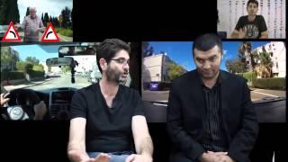 видео визитка, самой лучшей школы вождения в израиле!