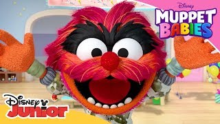 Introducing Animal! | Muppet Babies | Disney Channel Africa