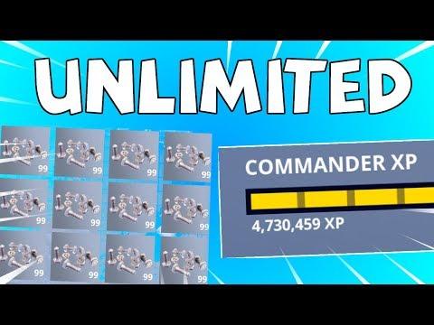 GLITCH | Unlimited XP And NUTS & BOLTS | Fortnite Glitches