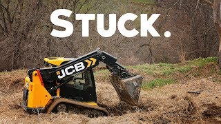 Saved By The Boom - JCB Teleskid