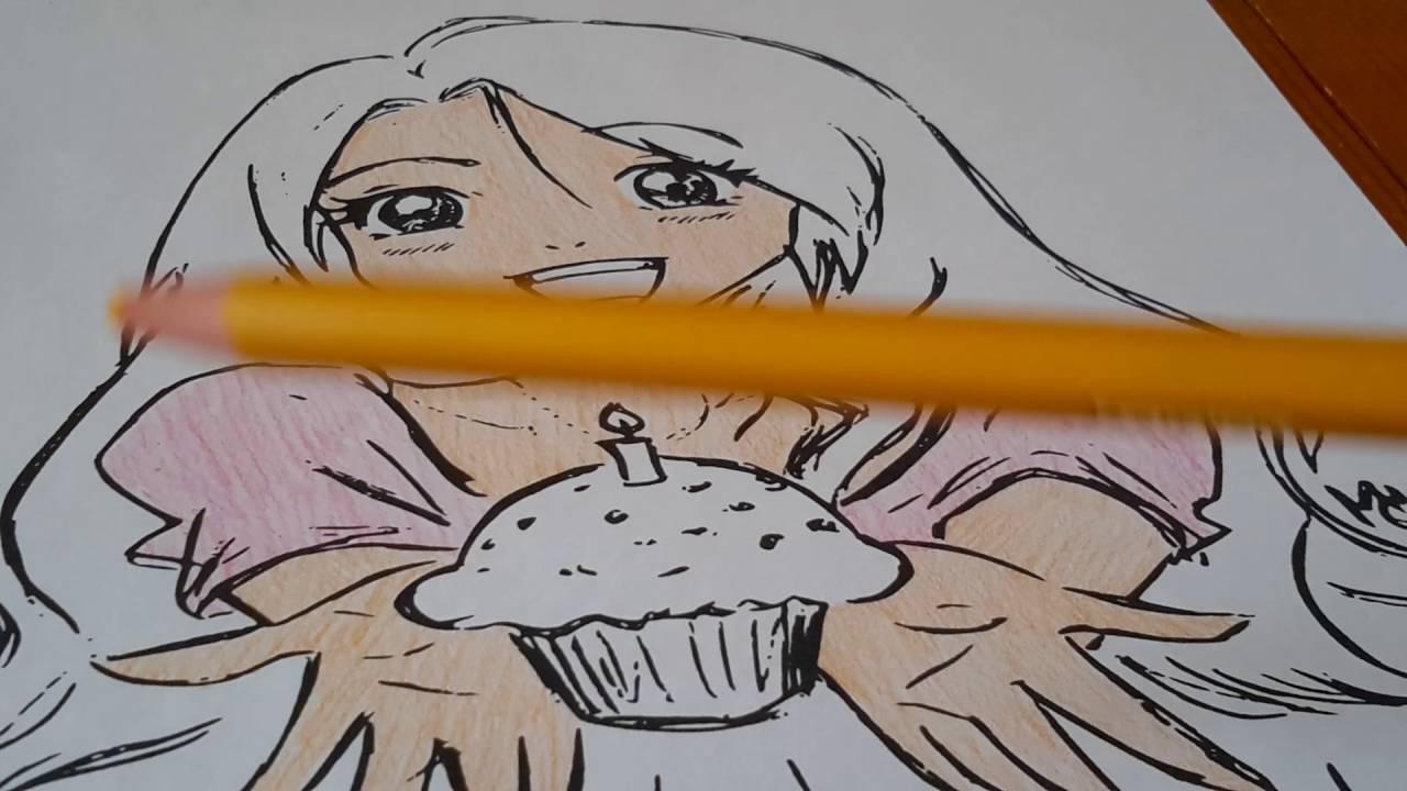 Comment bien colorier un manga youtube - Comment colorier un manga ...