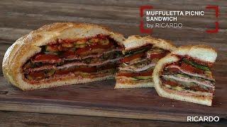 Get picnic proud with Ricardos muffuletta sandwich