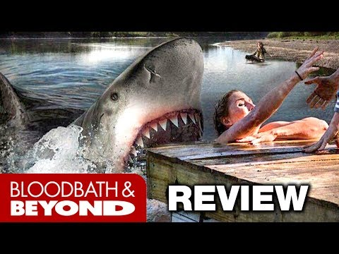 Ozark Sharks (2016) – Horror Movie Review