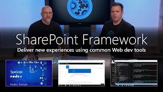 Updates to the SharePoint Framework