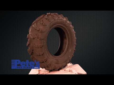 Carlisle Black Rock ATV Tire 25X10-12