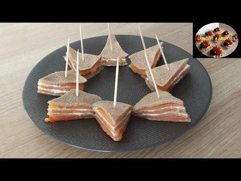 millefeuille de galette sarrasin saumon et fromage frais. Black Bedroom Furniture Sets. Home Design Ideas