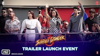 Trailer Launch: Street Dancer 3D | Varun D, Shraddha K,Prabhudeva, Nora F | Remo D | Bhushan K