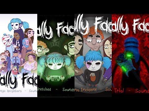 Музыка из игры sally face