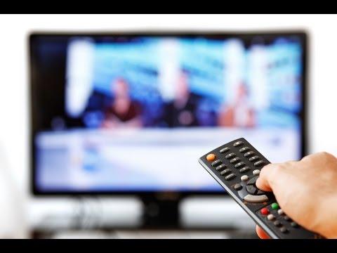 видео: Телевизор из монитора - просто! ЭКОНОМИМ!!!