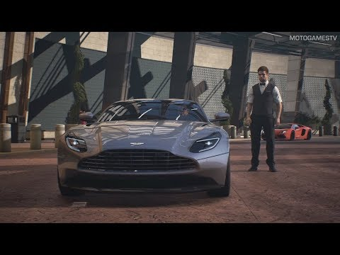 Need for Speed Payback [XOne] - Aston Martin DB11 Delivery Gameplay