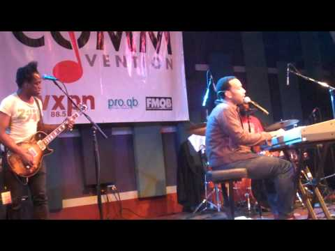 John Legend And The Roots - Shine (Excerpt) - World Cafe Live