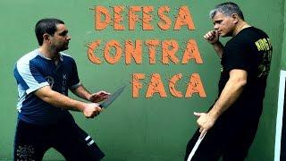 CURSO DE DEFESA PESSOAL  - Defesa Pessoal Contra Faca aula 1 thumbnail