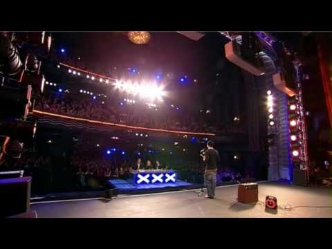 Julian Smith (Saxophone Player) - Audition #1 - Britains Got Talent 2009 HIGH QUALITY