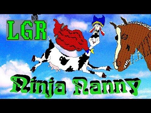 LGR - Adventures of Ninja Nanny - PC Game Review thumbnail