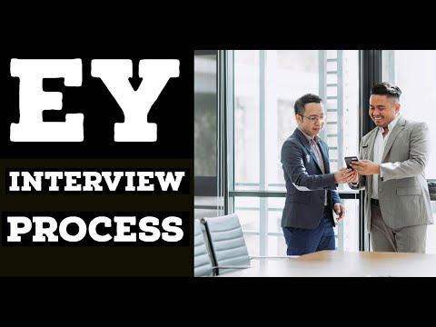 Ernst and Young interview process