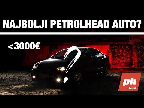AUTO ZA PETROLHEADA DO 3000 EUR??? 🏎