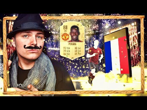 FIFA 19: POGBAAAA!!!! XL BEST OF RELEASE PACKOPENING