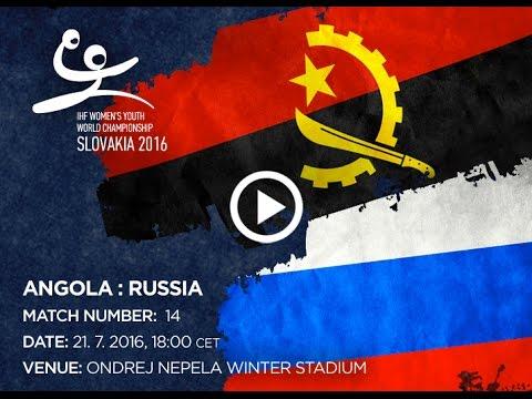 ANGOLA : RUSSIA