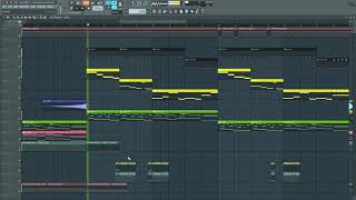 Juice WRLD - Lucid dreams (instrumental) + FLP
