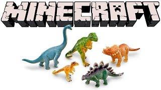 Minecraft - Come Build a Dinosaur!