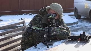 Пристрелка и охота с арбалетом MISSION SUB-1