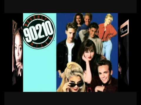 Soundtrack Beverly Hills 90210 - Shanice*Saving Forever For You* D