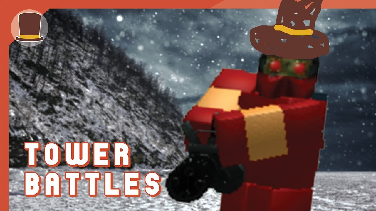 Roblox Tower Battles Tower Gameplays Commando Og Youtube