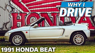 Just Beat it: Driving Honda's mid-engined Kei car   Why I Drive #35