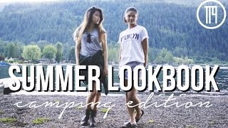 Summer Lookbook: Camping Edition | ToThe9s