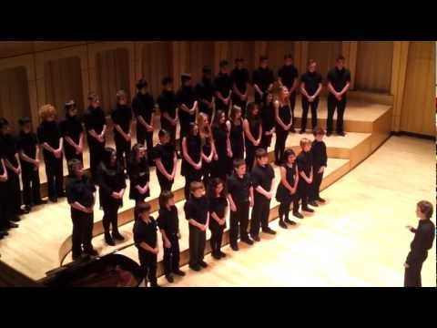 Cathedral School Llandaff House Singing Competition - Teilo Unison