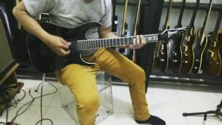 Ceksound Ibanez Seven custom by Elliyas Music Jakarta