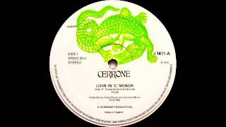 Cerrone - Love In C Minor (Original Version) 1977