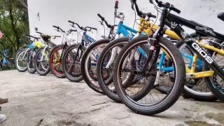 Bikes De Wheeling 2015