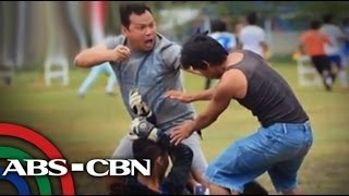 Cebu's youth football game turns into violence