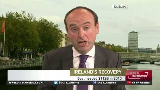 Fergal O'Brien on the Irish economy