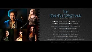 Ron Holloway Band LIVE @ Asheville Music Hall 1-20-2018