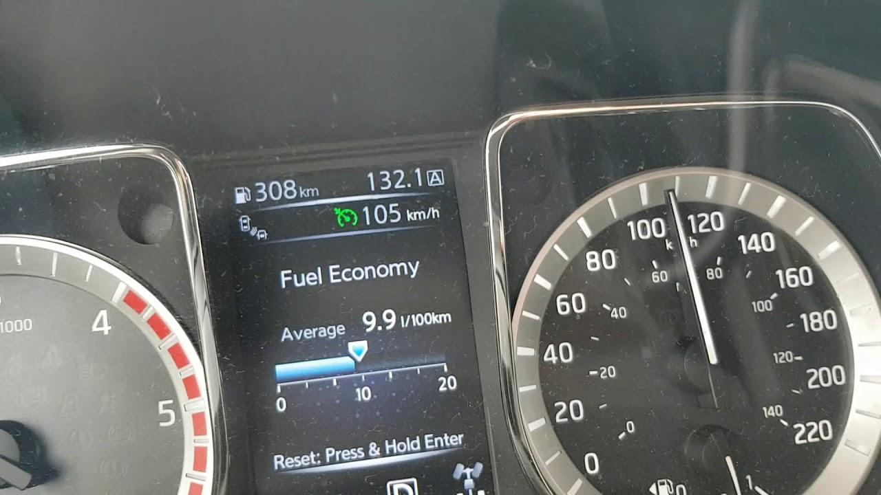 2016 Nissan Titan Xd Cummins Diesel Highway Fuel Economy Youtube