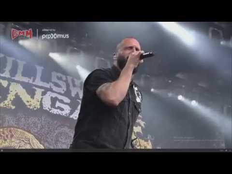 Killswitch Engage - A Bid Farewell - Live Graspop Metal Meeting 2016