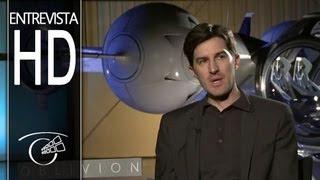 Oblivion - Entrevista  Tour Joseph Kosinski II - VOSE