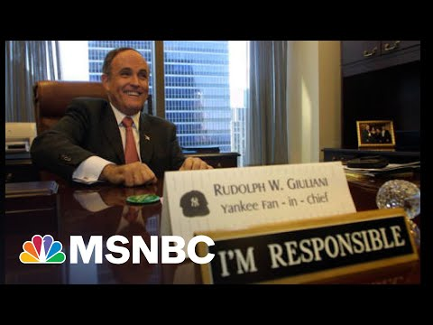 'Ongoing Threat': Why Giuliani Was Suspended From Practicing Law