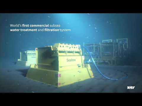 SWIT Subsea Water Treatment & Filtration System