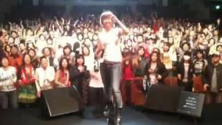 長泉町のコンサート会場から被災地の皆様へエールを送ります.