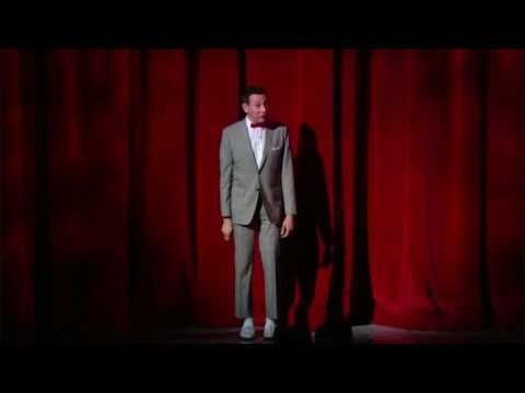 The PeeWee Herman :  & stage reveal