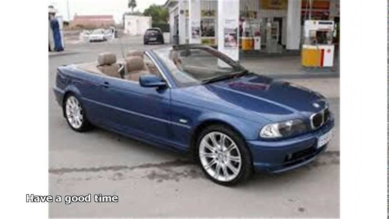 bmw 320 cabrio youtube. Black Bedroom Furniture Sets. Home Design Ideas