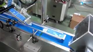 ALB-210 Automatic Top Labeler - Soft Tube